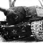 SU-152 east prussia 45