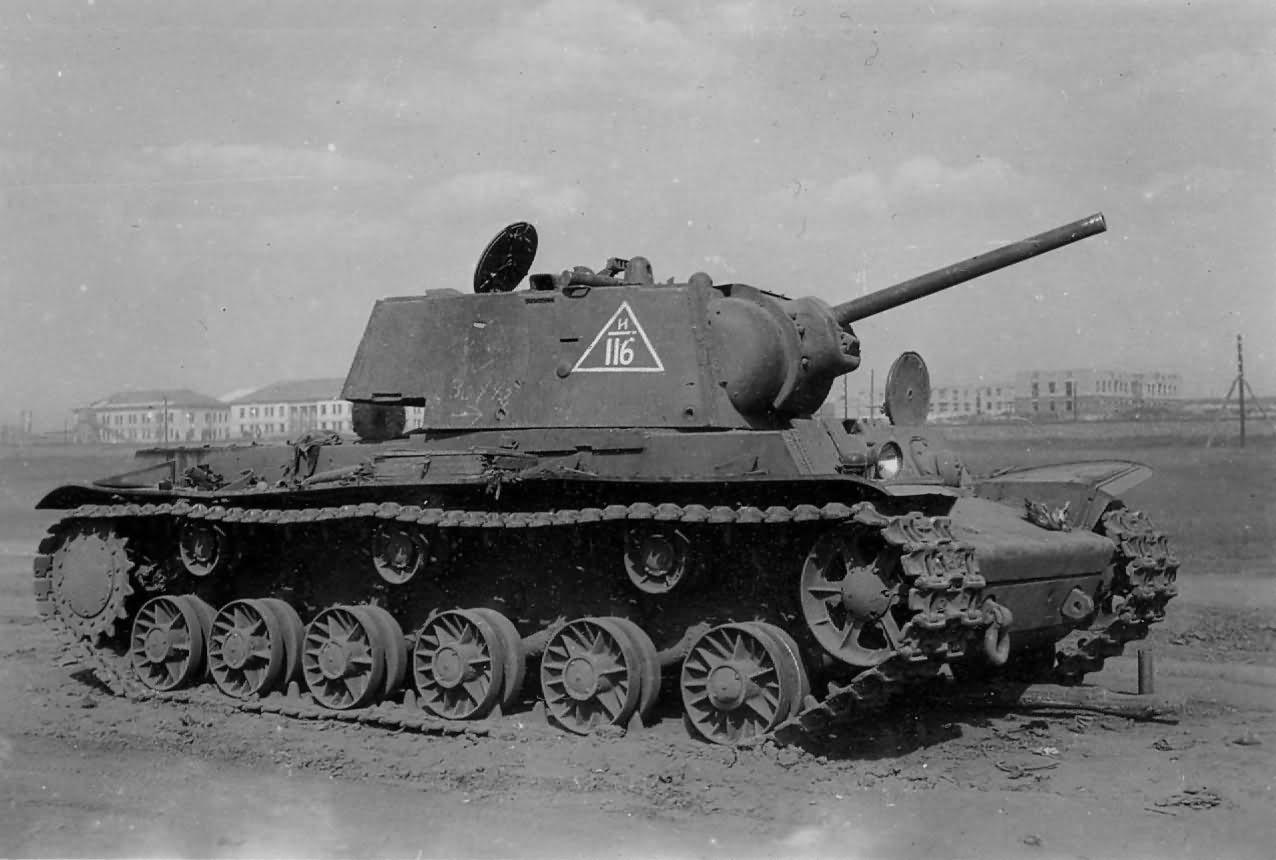 Image result for kv-1 1942 rear
