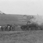 German KV1 number 216 October 1942