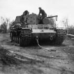 KV-1E model 1941 with extra armor