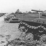 KV-1 tanks Pskov Pleskau Eastern Front Operation Barbarossa 1941