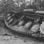 KV1 heavy soviet tank