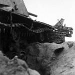 Soviet heavy tank Kliment Voroshilov KV-1 11