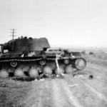 heavy tank KV1 model 1941