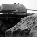 KV-1 heavy tank 7