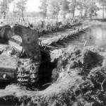 Soviet heavy tank Kliment Voroshilov KV-1 9