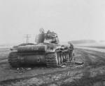 KV1 heavy tank eastern front 1