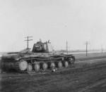 KV1 heavy tank eastern front 2