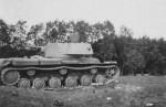 KV1 heavy tank eastern front 7