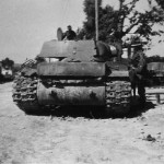 KV-1 tank Operation Barbarossa 2