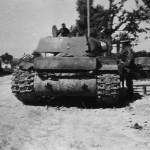 KV-1 tank Operation Barbarossa 2