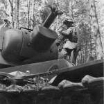 KV1 tank turret