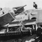 KV1 tank upper hull