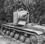KV2 heavy tank 1941 eastern front 1