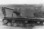 KV2 heavy tank 1941 eastern front 2