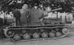 KV2 heavy tank 1941 eastern front 6