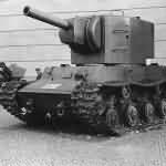 Tank KV2 in Berlin