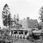 KV-2 tank 1941 model 4