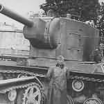 KV2 tank 1941 6
