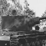KV2 tank 1941 8