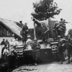 Tank KV2 eastern front 1941 operation Barbarossa