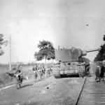 Tank KV2 eastern front 1941 2