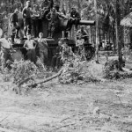Tank KV2 captured by the Germans Eastern Front 1941 3