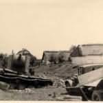 KV2 tank abandoned