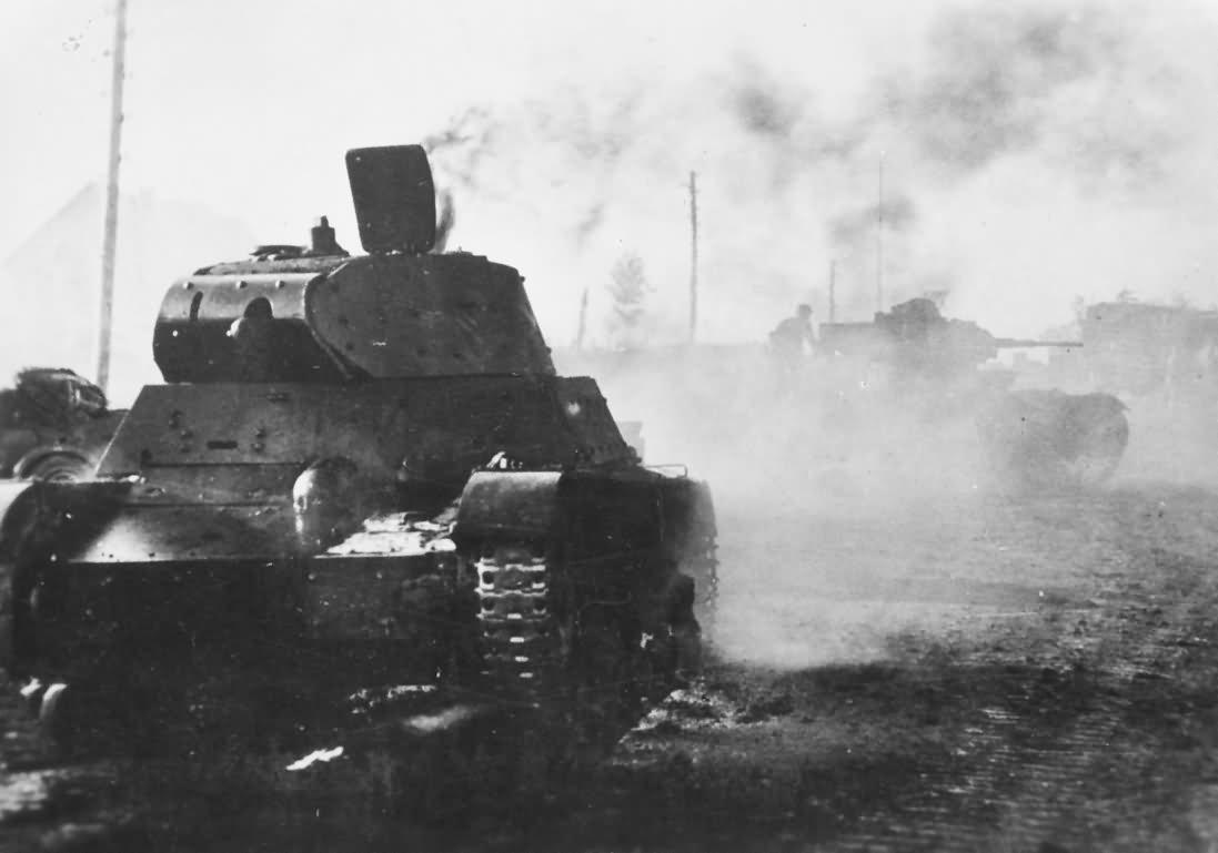 OT 133 Flame Thrower Tank