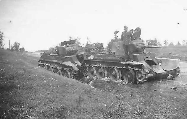 T 26 Anisimowa July 1941