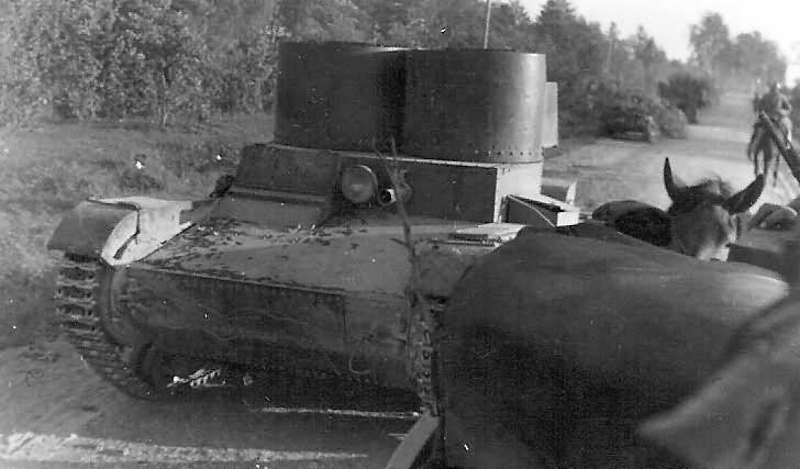 T 26 Model 1931 tank