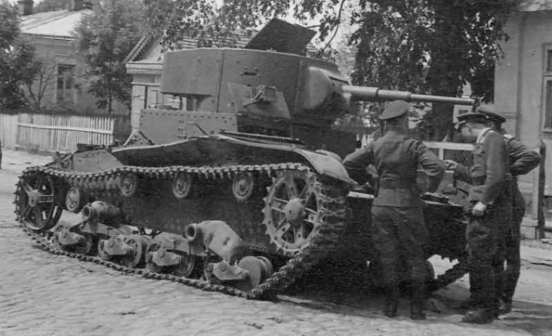 T 26 tank 11