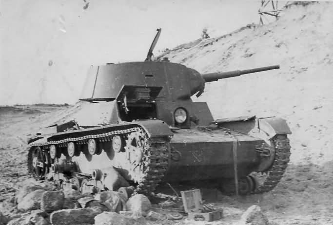 T 26 tank 12