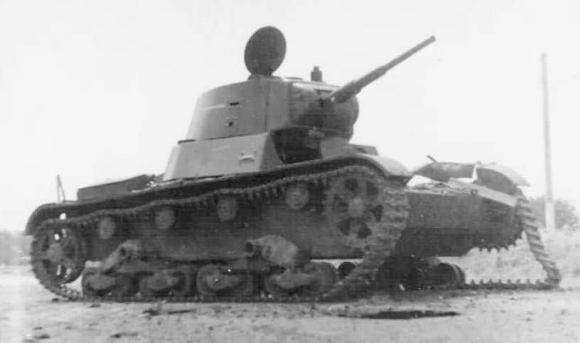 T 26 tank 20