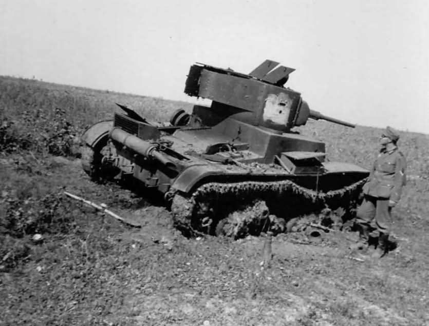 T 26 tank 21