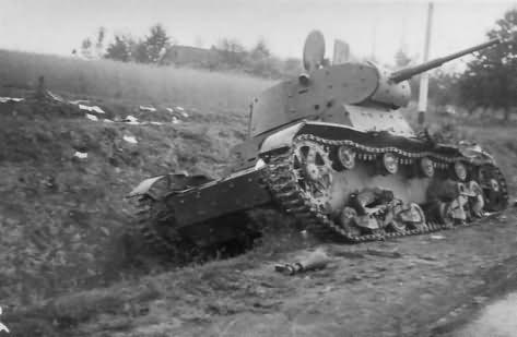 T 26 tank 22