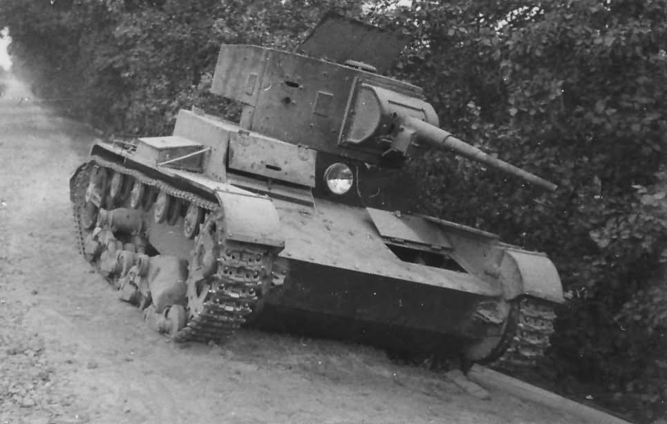 T 26 tank 25