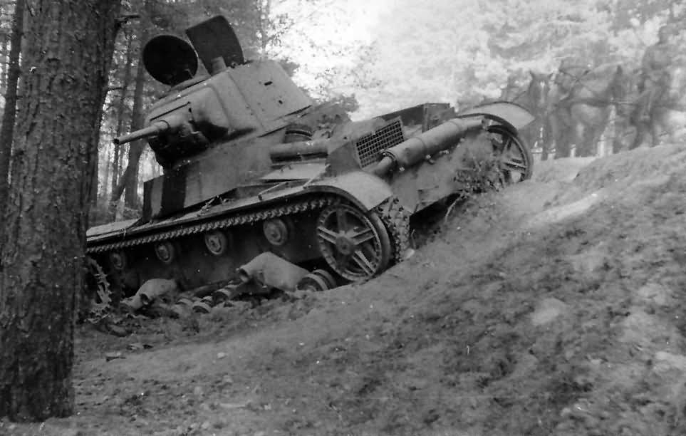 T 26 tank 26