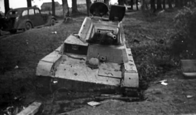 T 26 tank 27