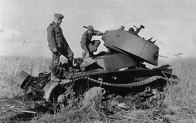 T 26 tank 32
