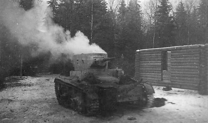 T 26 tank 33