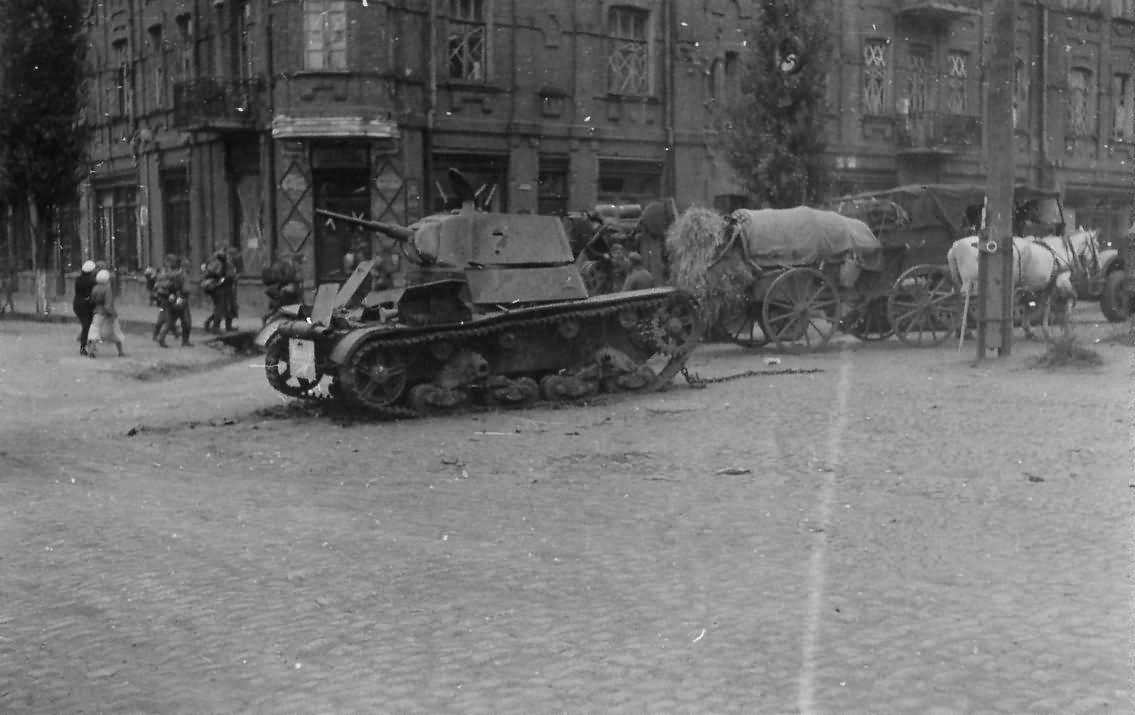 T 26 tank 34