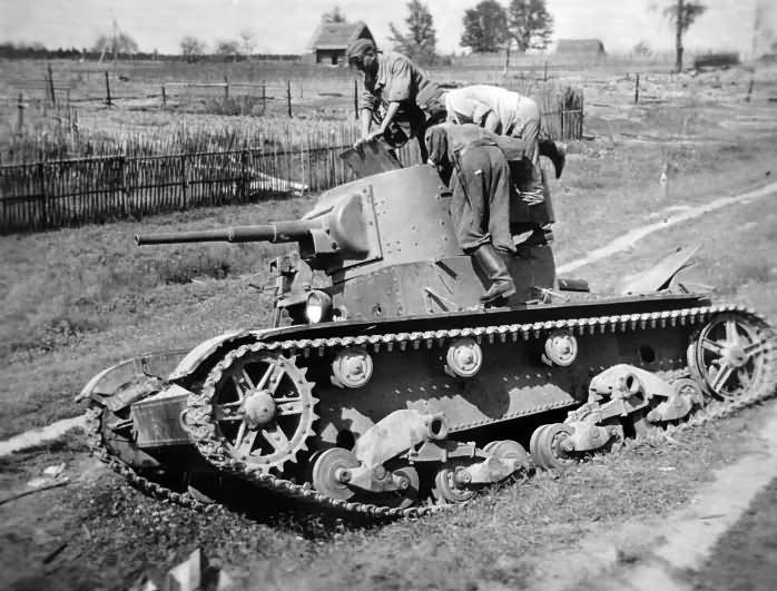 T 26 tank panzer