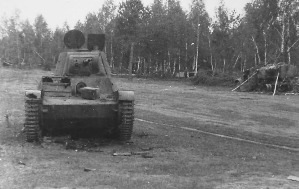 T 26 tank photo