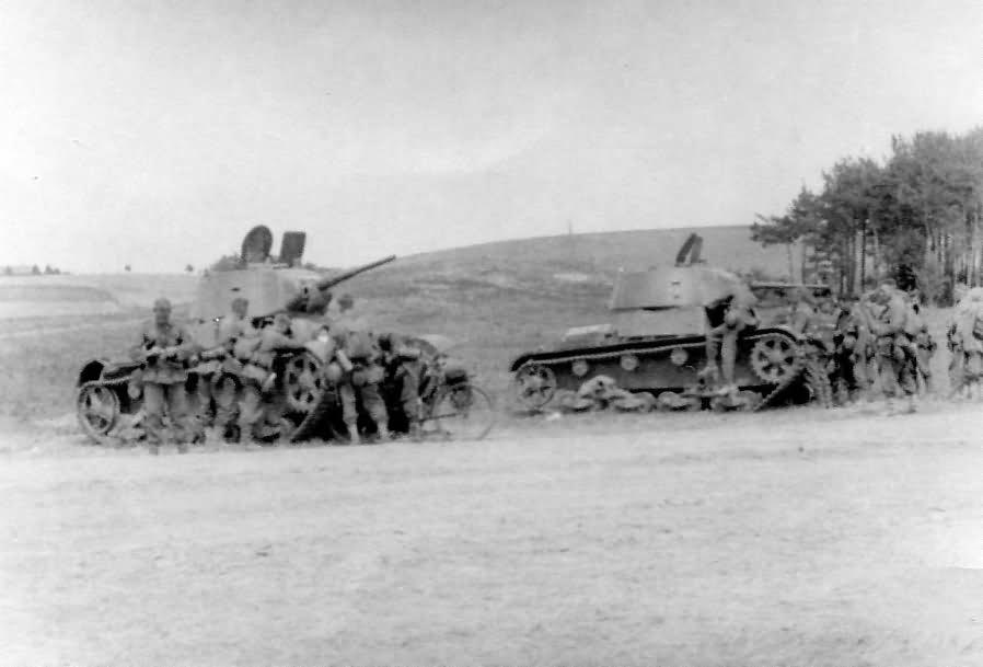 T 26 tanks