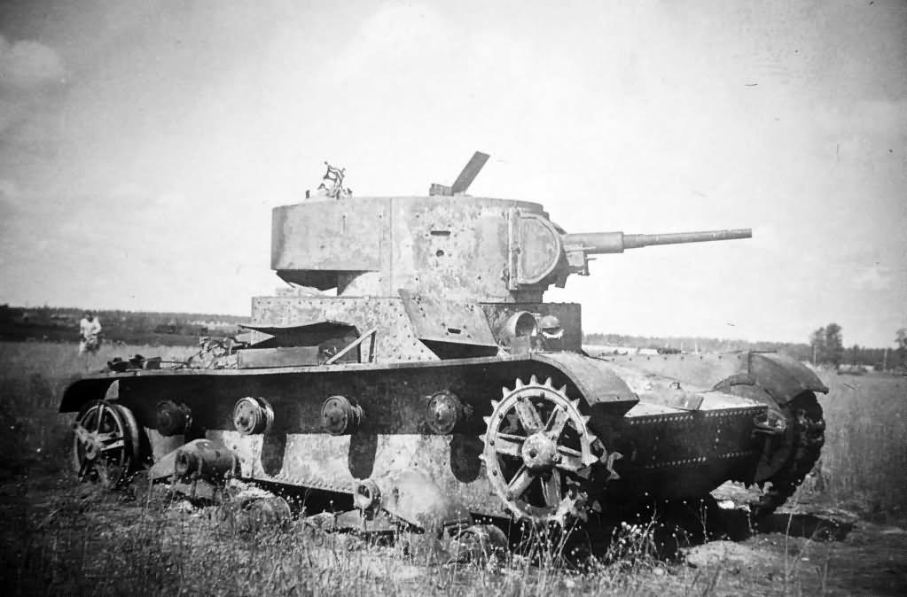 T26 tank