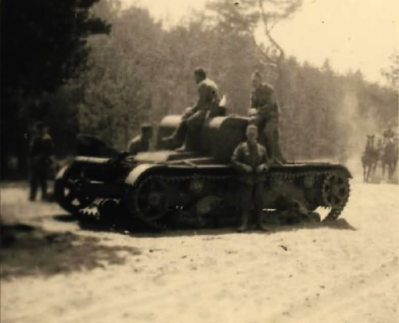 t 26 arty tractor