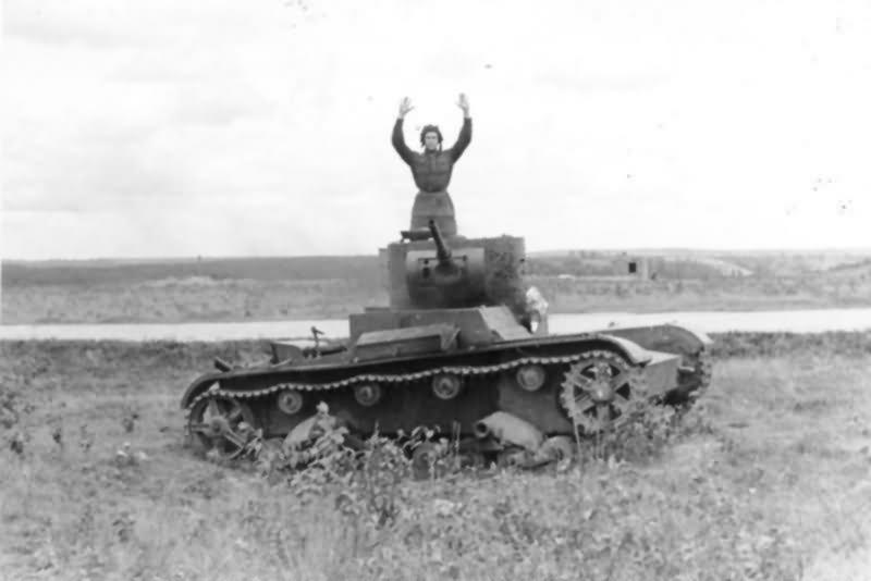 T-26 tank 5