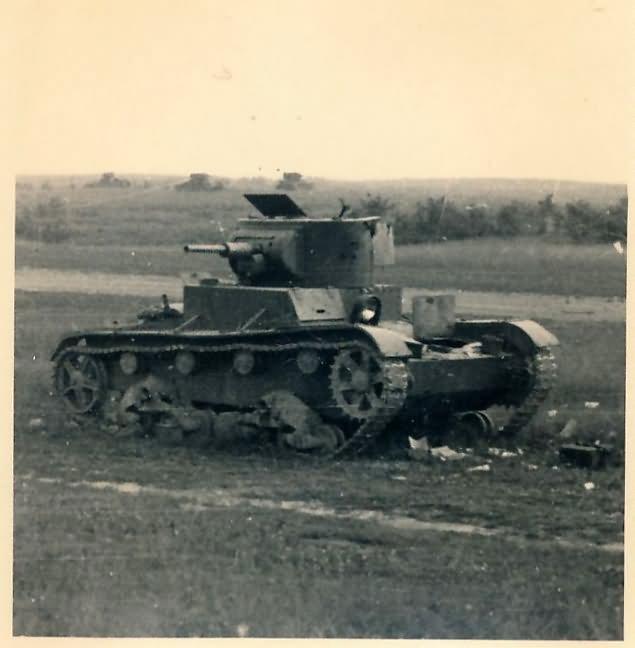t 26 tank model 1935