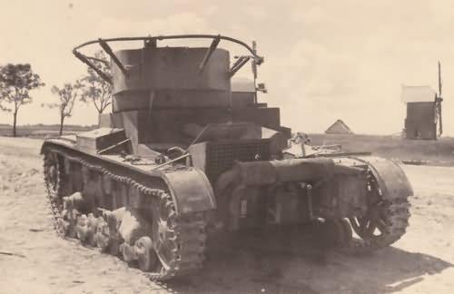 t 26 tank model 1938